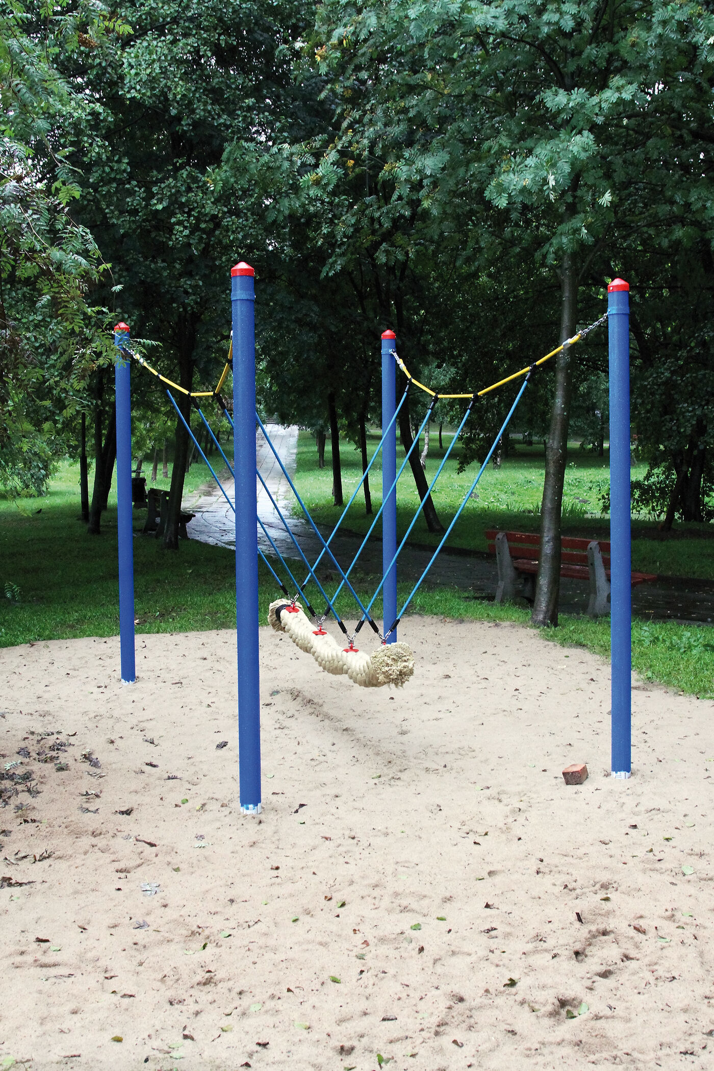 Super-rope-end Swinger Mini