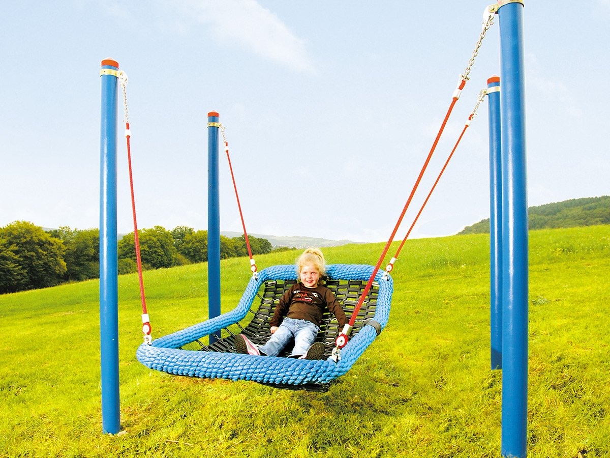 "Easy-Swing ""Swing bed"""