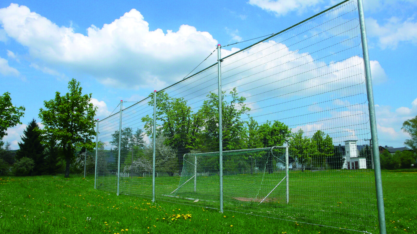 Dralo ball stop net